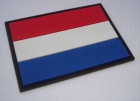 нашивка флаг Нидерландов (Голландии, Koninkrijk der Nederlanden, Netherlands, голландский флаг)
