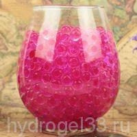 гидрогель розовый