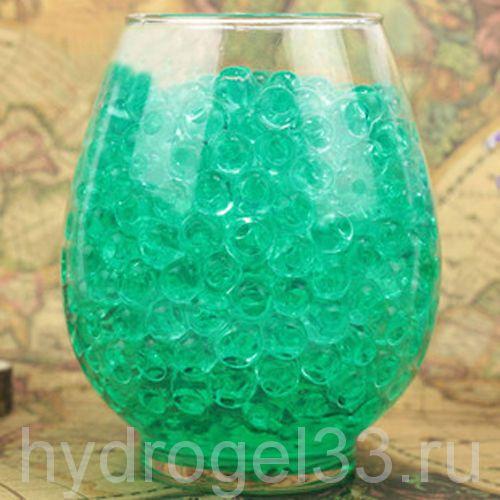 Гидрогель аквамарин (120 шт)