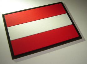 нашивка флаг Австрии (Republik Österreich, Austria)