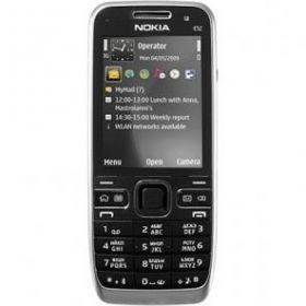 Говорящий телефон для слепых Nokia E52