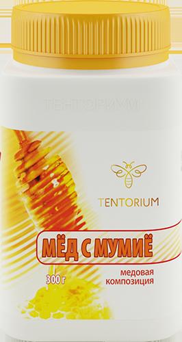 Мёд с мумиё 300 г