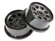 5T Front Wheels w/ beadlocks & screws