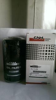 Масляный фильтр двигателя 84228488