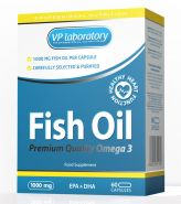 Fish Oil 1000mg 60капсул
