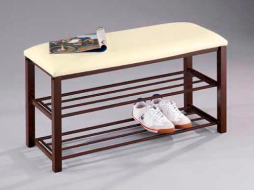 Банкетка-обувница SA044 бежевая