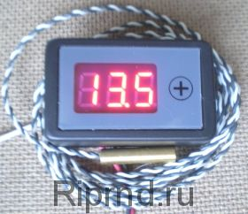 Термометр-вольтметр-тахометр ТВТ-036/3А