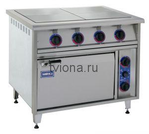 Плита профессиональная ПЕД-4