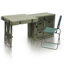 #FD3121 Мобильный стол, раскладной