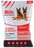 Blitz Adult Turkney & Barley д/взрослых собак всех пород Индейка/Ячмень