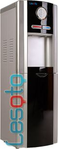 Кулер для воды LESOTO 777 LD-C silver-black