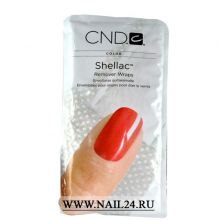 CND Remover Wrap 10шт.