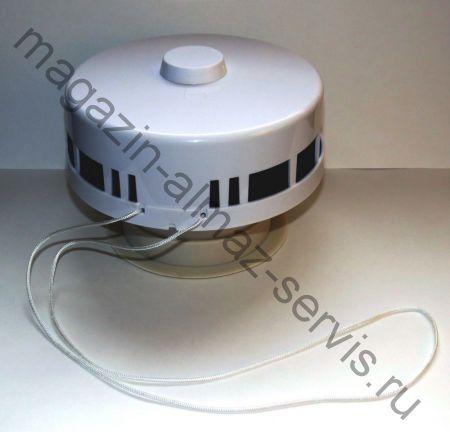 Оголовок приточного клапана КПВ-125 (КИВ-125)