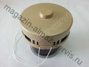 Цветной оголовок приточного клапана КПВ-125 №2 (КИВ-125)