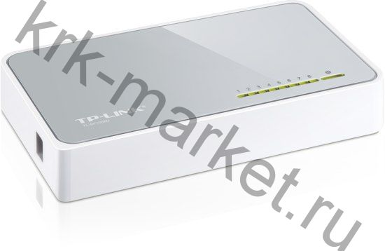 Сетевой коммутатор TP-LINK TL-SF1008D 8port 10/100 Fast Ethernet