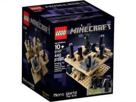 21107 Лего Майнкрафт Окончание