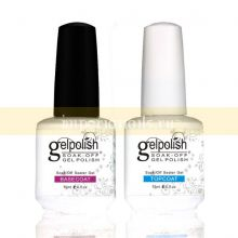 Base Coat & Top Coat Gel Polish набор 2 шт