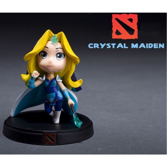 Фигурка героя Crystal Maiden