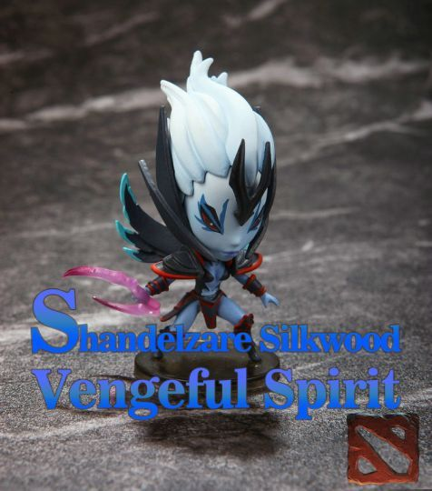 Фигурка героя Vengeful Spirit