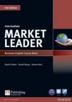 Market Leader Intermediate 3rd Edition Course Book and DVD-ROM Pack