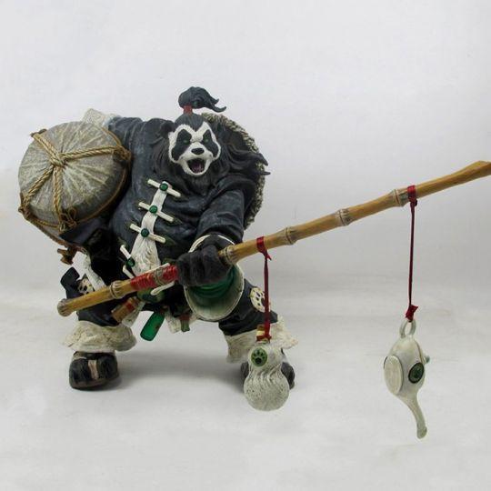 Фигурка героя Pandaren Monk (без подарочной упаковки)