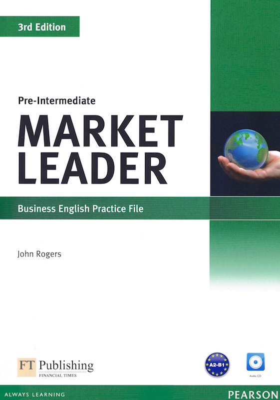 Market Leader 3rd Edition Pre-intermediate Practice File and Audio CD