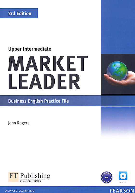 Market Leader 3rd Edition Upper Intermediate Practice File and Audio CD