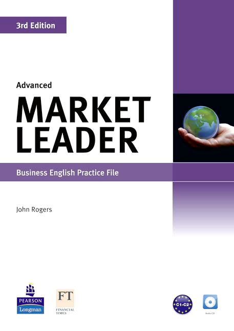 Market Leader 3rd Edition Advanced Practice File and Audio CD