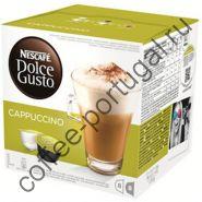 "Кофе ""Nescafe Dolce Gusto Cappuccino"" в капсулах"