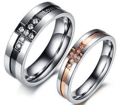 Венчальные кольца 370ST002NT-M