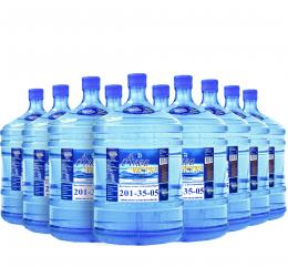 """Вода """"Аква чистая"""" 19л. (50 бутылей)"""