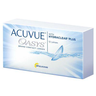 Acuvue Oasys 12 pk.