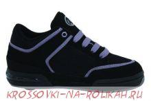 Роликовые кроссовки Heelys Fierce 7617