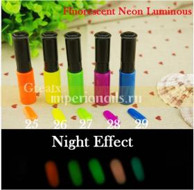 Лак краски для стемпинга Neon Luminous