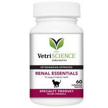 Vetri-Science Renal Essentials For Cats FISH FLAVOR (60 таблеток)