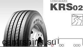 7.50 R16C KRS02 12 pr TT 121/120 M KUMHO кам.+ об.л. Грузовая шина