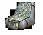 Надувное кресло для лодок