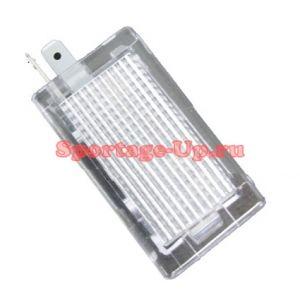 Штатный плафон подсветки Mobis с цоколем C5W или W5W для кроссоверов