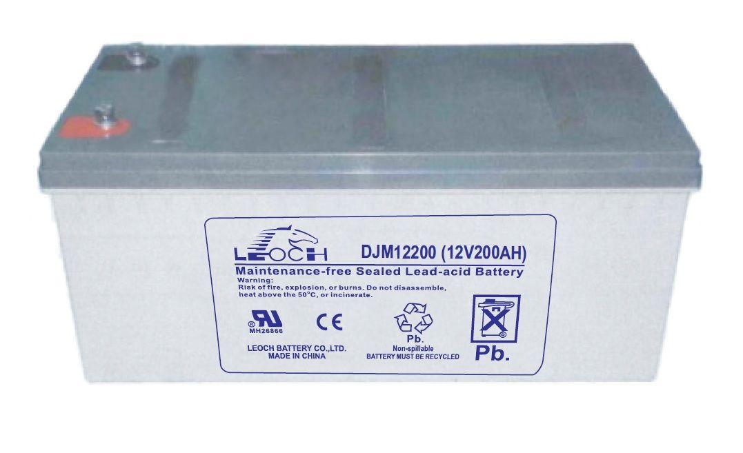 Аккумулятор LEOCH DJM1250