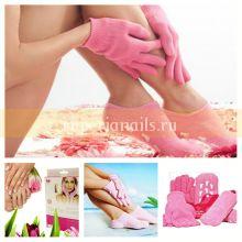 SPA перчатки и носочки