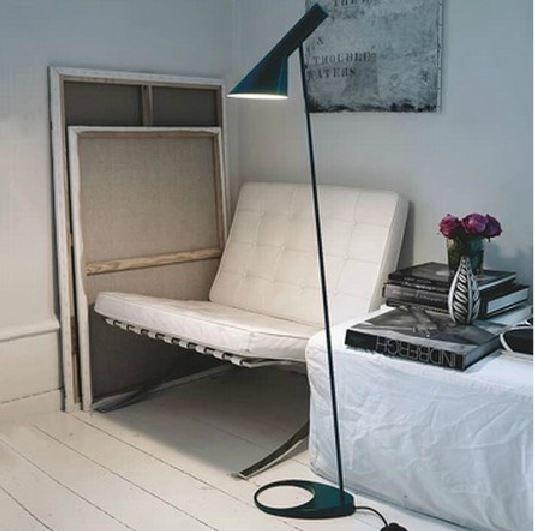 Напольный светильник торшер Singuard MD-8878/Louis Poulsen Arne Jacobsen AJ