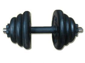 Гантель разборная Titan 10,25 кг.