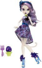 Кукла Кетрин де Мяу Кукла Monster High Gloom 'n Bloom Catrine DeMew