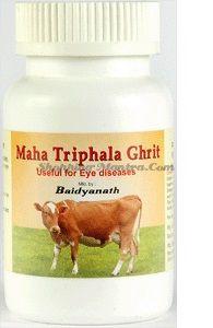 Маха Трифала Гхрита для здоровья глаз Байдьянатх / Baidyanath Maha Triphala Ghrita