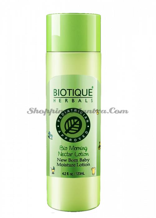 Биотик Утренний Нектар увлажняющий лосьон для детей | Biotique Bio Morning Nectar Moisturizing Lotion