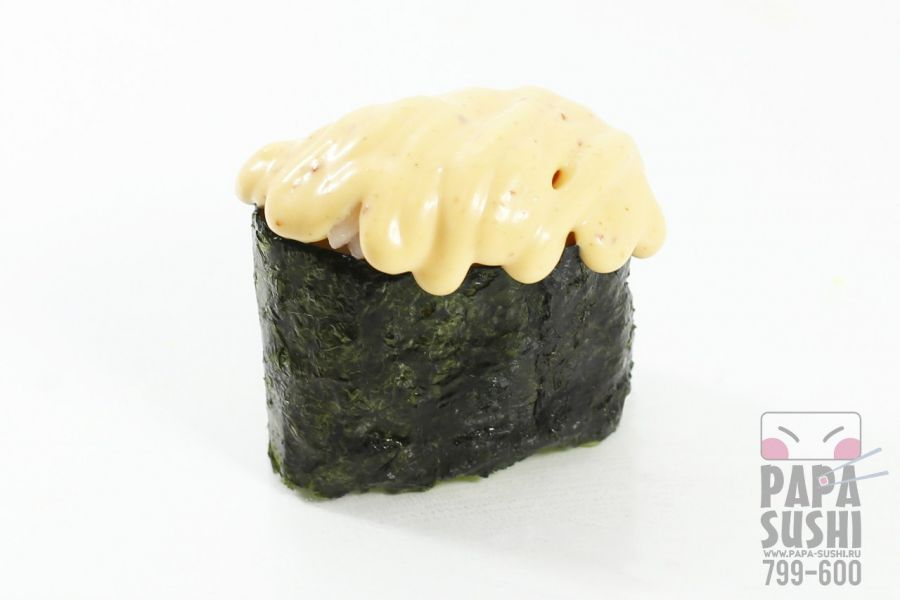 Спайс суши угорь