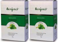 Порошок Брами натуральный кондиционер и маска для волос Банджарас (Banjara's Brahmi Powder)