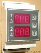 Терморегулятор ИРТ-4К (4х-кан)