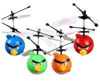 Летающая игрушка Angry bird
