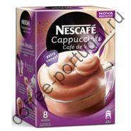 "Кофе растворимый ""Nescafe Cappuccino Viena"" 8 пакетов"